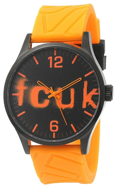 Wrist unisex watch FCUK FC1096OO - picture, photo, image