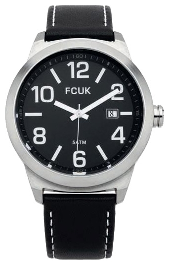 Wrist watch FCUK FC1098BB for Men - picture, photo, image