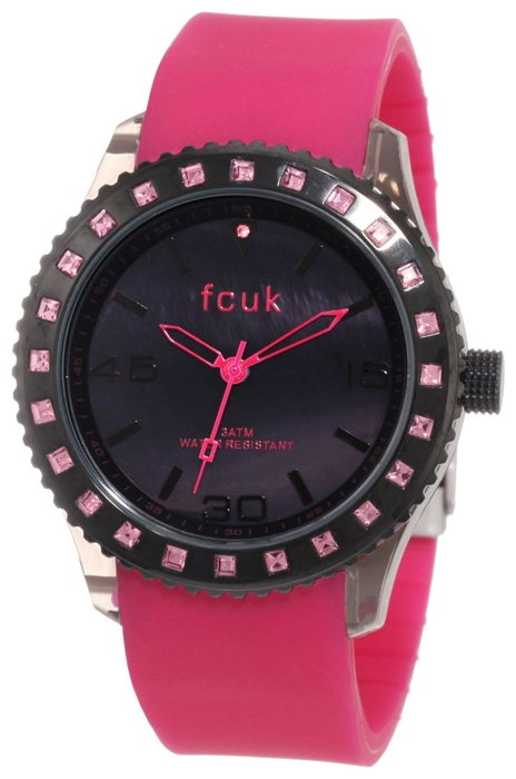 Wrist watch FCUK FC1103PP for women - picture, photo, image