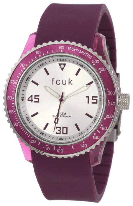 Wrist watch FCUK FC1103VV for women - picture, photo, image