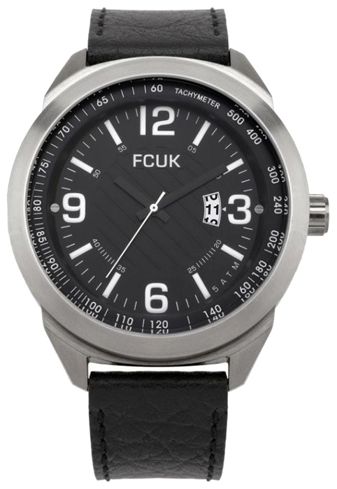 Wrist watch FCUK FC1113B for Men - picture, photo, image