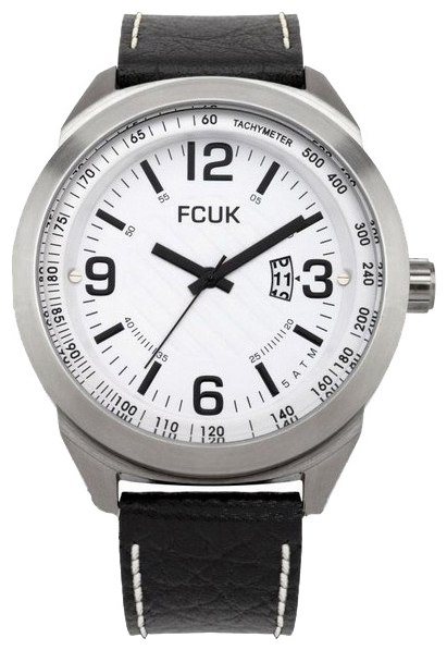 Wrist watch FCUK FC1113BW for Men - picture, photo, image