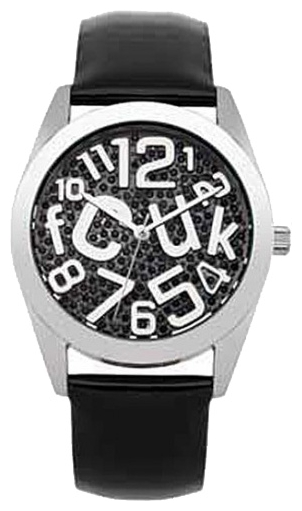 Wrist watch FCUK FC1125B for women - picture, photo, image