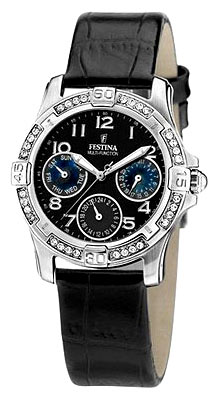 Wrist watch Festina F16021/9 for women - picture, photo, image