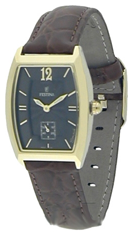 Wrist unisex watch Festina F16027/4 - picture, photo, image