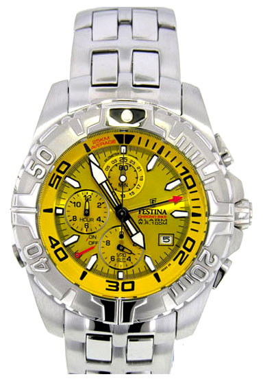 Wrist watch Festina F16095/8 for Men - picture, photo, image