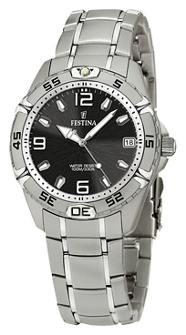 Wrist unisex watch Festina F16171/3 - picture, photo, image
