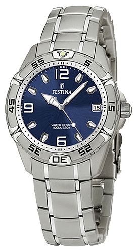 Wrist unisex watch Festina F16171/4 - picture, photo, image
