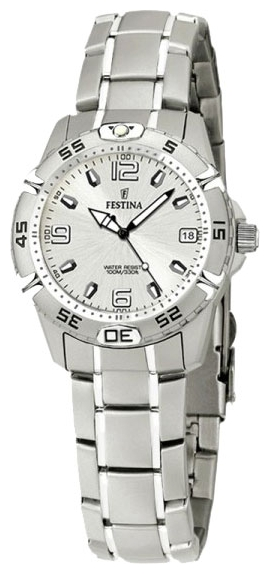 Wrist watch Festina F16172/1 for women - picture, photo, image
