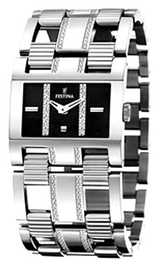 Wrist watch Festina F16329/3 for women - picture, photo, image