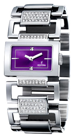 Wrist watch Festina F16332/2 for women - picture, photo, image
