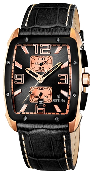 Wrist watch Festina F16356/3 for Men - picture, photo, image
