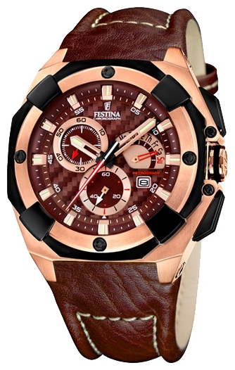 Wrist watch Festina F16357/2 for Men - picture, photo, image