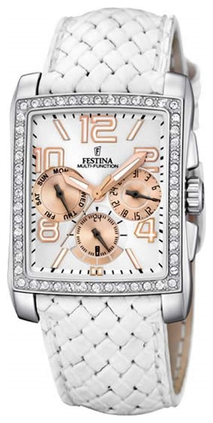 Wrist watch Festina F16362/1 for women - picture, photo, image