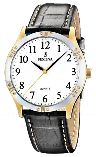 Wrist unisex watch Festina F16372/1 - picture, photo, image