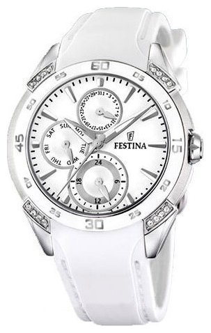 Wrist watch Festina F16394/1 for women - picture, photo, image