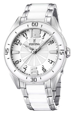Wrist watch Festina F16395/1 for women - picture, photo, image