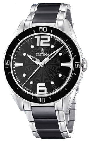 Wrist watch Festina F16395/2 for women - picture, photo, image