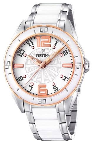 Wrist watch Festina F16396/1 for women - picture, photo, image