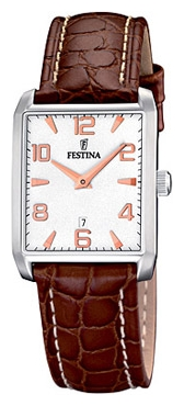 Wrist unisex watch Festina F16515/5 - picture, photo, image