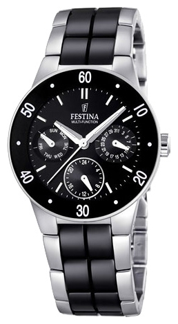 Wrist watch Festina F16530/2 for women - picture, photo, image