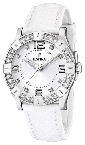 Wrist watch Festina F16537/1 for women - picture, photo, image
