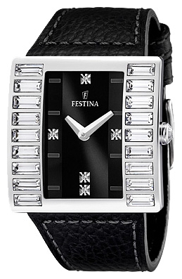 Wrist watch Festina F16538/2 for women - picture, photo, image