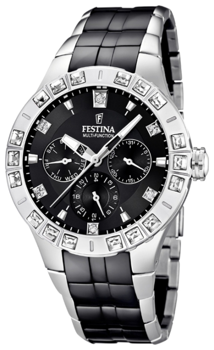 Wrist watch Festina F16558/2 for women - picture, photo, image