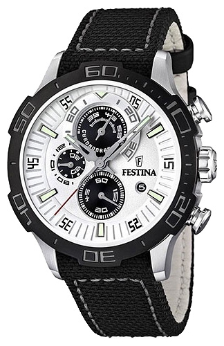 Wrist watch Festina F16566/1 for Men - picture, photo, image