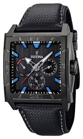 Wrist watch Festina F16569/2 for Men - picture, photo, image