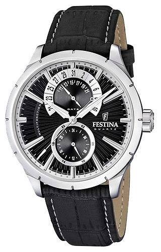 Wrist watch Festina F16573/3 for Men - picture, photo, image