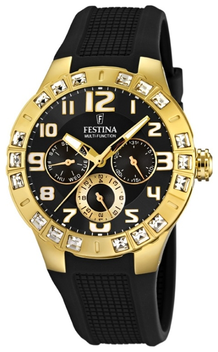 Wrist watch Festina F16581/4 for women - picture, photo, image