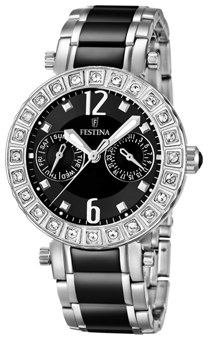 Wrist watch Festina F16587/3 for women - picture, photo, image