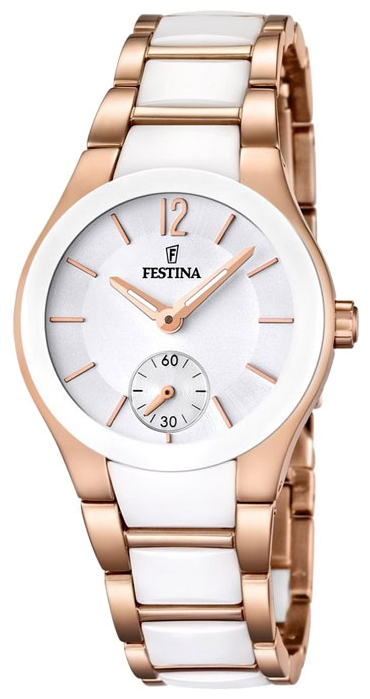 Wrist watch Festina F16589/1 for women - picture, photo, image