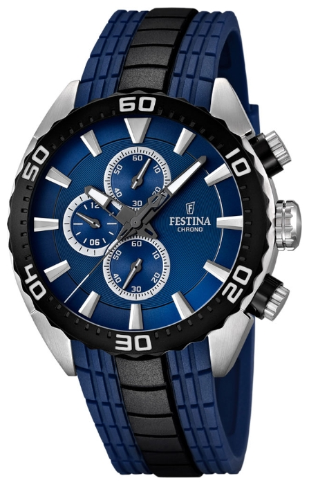 Wrist unisex watch Festina F16664/3 - picture, photo, image