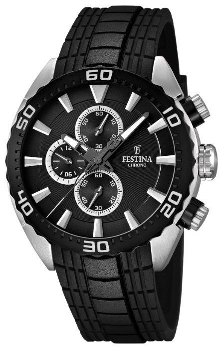 Wrist unisex watch Festina F16664/4 - picture, photo, image