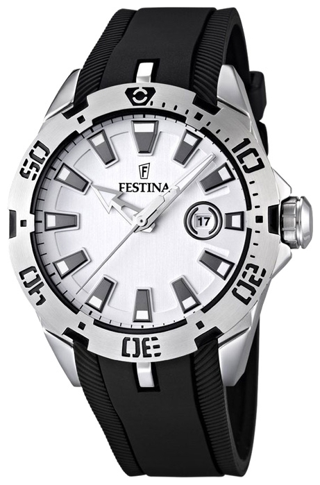 Wrist unisex watch Festina F16671/1 - picture, photo, image