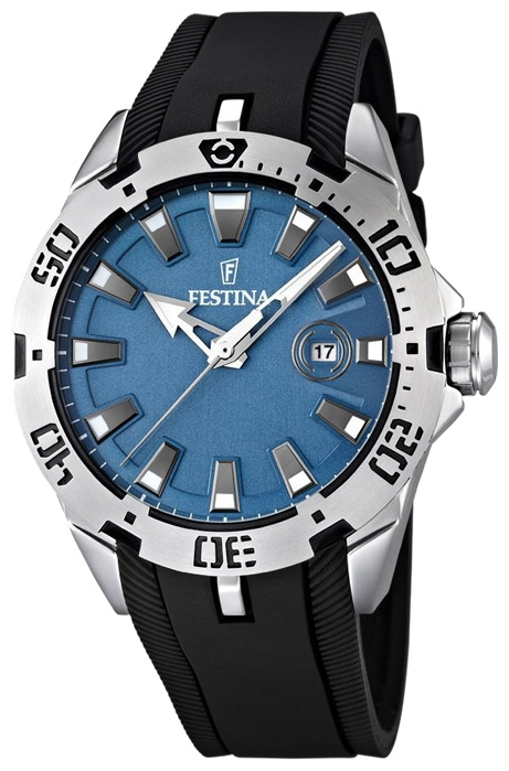 Wrist unisex watch Festina F16671/2 - picture, photo, image