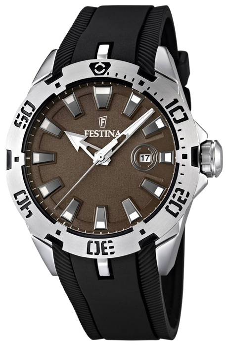 Wrist unisex watch Festina F16671/3 - picture, photo, image