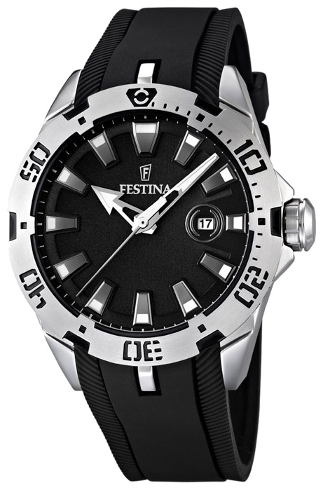 Wrist unisex watch Festina F16671/4 - picture, photo, image