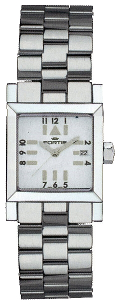 Wrist watch Fortis 628.10.72M for women - picture, photo, image