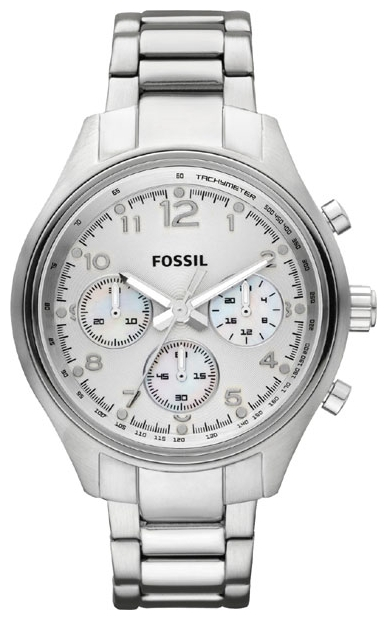 Wrist unisex watch Fossil CH2769 - picture, photo, image
