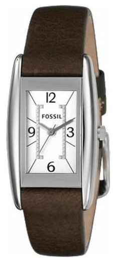 Wrist unisex watch Fossil ES2586 - picture, photo, image