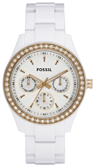 Wrist watch Fossil ES2869 for women - picture, photo, image