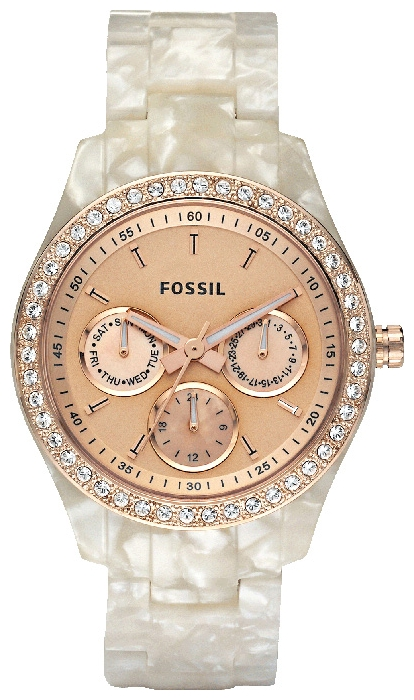 Wrist watch Fossil ES2887 for women - picture, photo, image