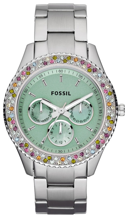 Wrist watch Fossil ES3051 for women - picture, photo, image