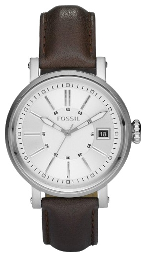 Wrist unisex watch Fossil FS4560 - picture, photo, image