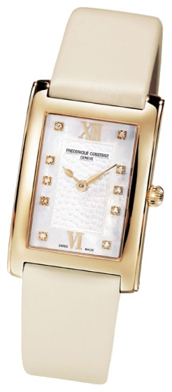 Wrist watch Frederique Constant FC-200WHDC25 for women - picture, photo, image