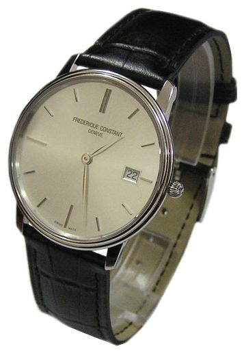 Wrist watch Frederique Constant FC-220NS4S6 for Men - picture, photo, image