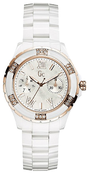 Wrist watch Gc X69116L1S for women - picture, photo, image